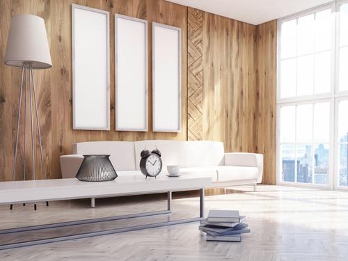 اسعار تلبيس الجدران بالخشب