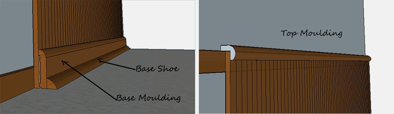 teak paneling